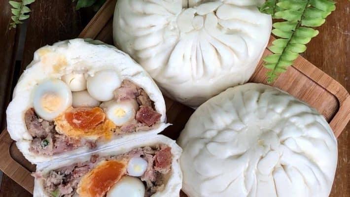 Phương pháp làm bánh bao thơm ngon, hấp dẫn bằng chảo xào nhân