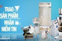Cơ sở sản xuất cung cấp máy se bánh tại sài gòn