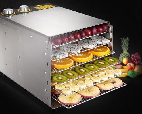 Top 10 máy sấy hoa quả , thực phẩm bán chạy nhất 2021